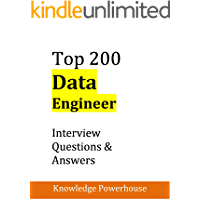 Top 200 Data Engineer Interview Questions & Answers