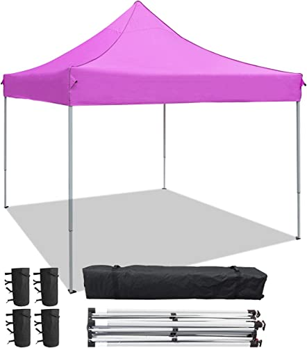Greesum Patio Pop up Canopy Tent Commercial Instant Shelter