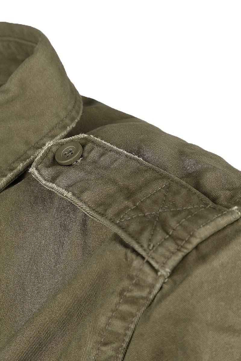 Brandit Vintage Shirt Maniche Lunghe Nero