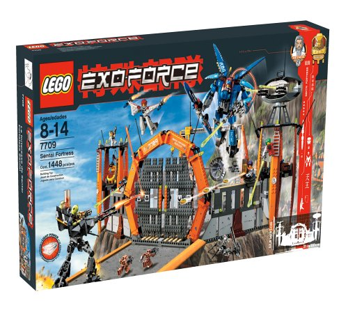 Top 9 Best LEGO Exo-Force Sets Reviews in 2020 1