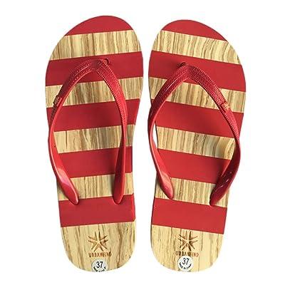 URBANFIND Women's Sandals Yoga Foam Flip Flops Soft Slippers TPR Non-Slip   Flip-Flops