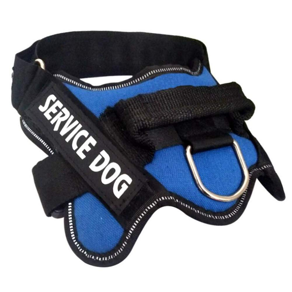A Small A Small Ambiguity Vest Harness,Large Canine Chest Strap in Explosion-Proof Flushing Strap
