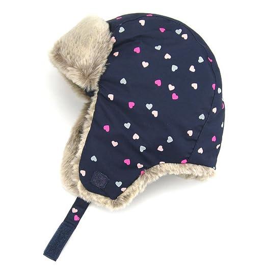 Fancy Luu Gorra de Bombardero para Niñas Sombrero de Invierno Unisex  Caperuza Caliente Niñas Orejeras Sombrero de Felpa  Amazon.es  Ropa y  accesorios 6c320d321de