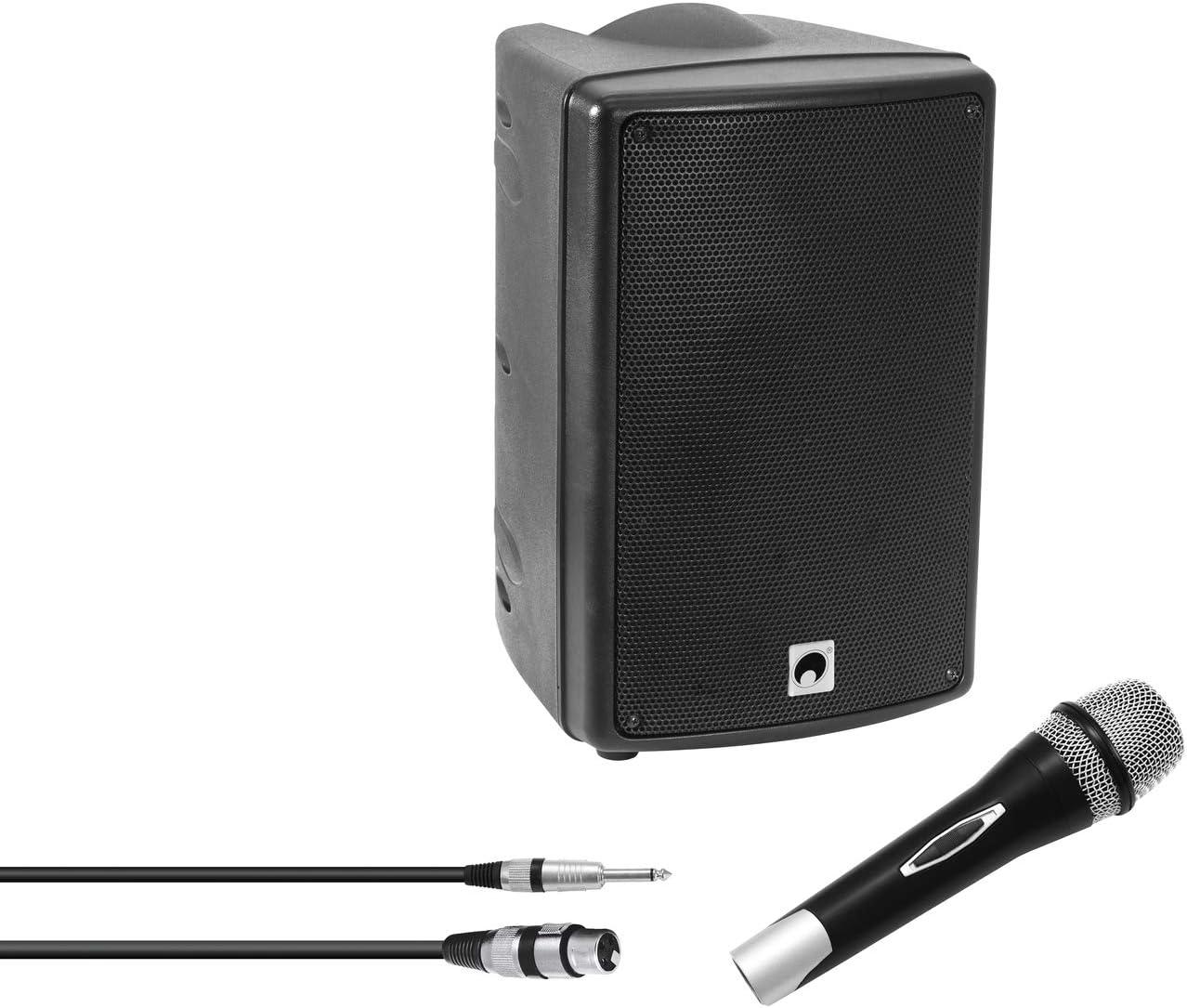 Partymic-1 OMNITRONIC Set WMAS-08BT MK2 Wireless PA System