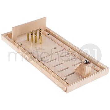 Heißer Draht Geschicklichkeitsspiel Box Kinder Bausatz Werkset Bastelset ab 12 J
