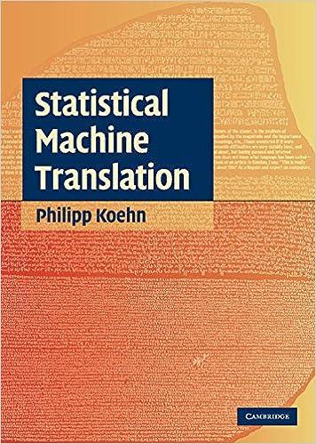 Statistical Machine Translation Philipp Koehn Pdf