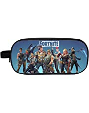 Fortnite Pencil Bag, Borsa per cancelleria per studenti, Borse per cosmetici
