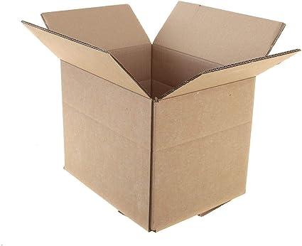Ambassador Wall Carton - Paquete de 15 cajas de cartón, marrón ...