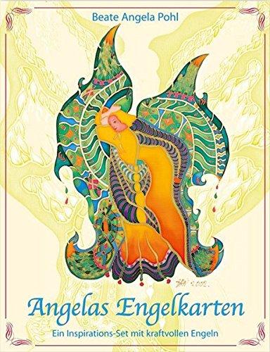 Angelas Engelkarten: Ein Inspirations-Set mit kraftvollen Engeln