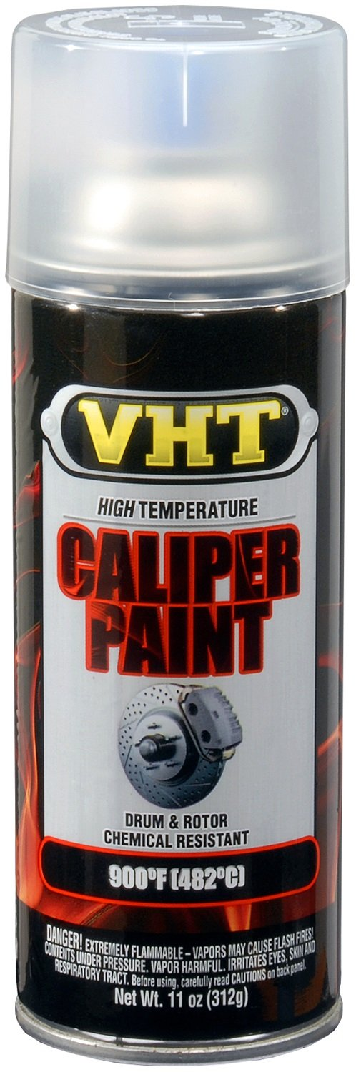 VHT SP730 Gloss Clear Brake Caliper Paint Can - 11 oz.