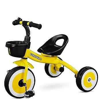 Triciclos WSSF- Niños 3 Rueda 2-3-5 años de Edad Pedal para