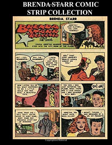 Brenda Starr Comic Strip Collection: Golden Age Adventure Comic Strips From Brenda Starr #13-#15 (Charlton) pdf