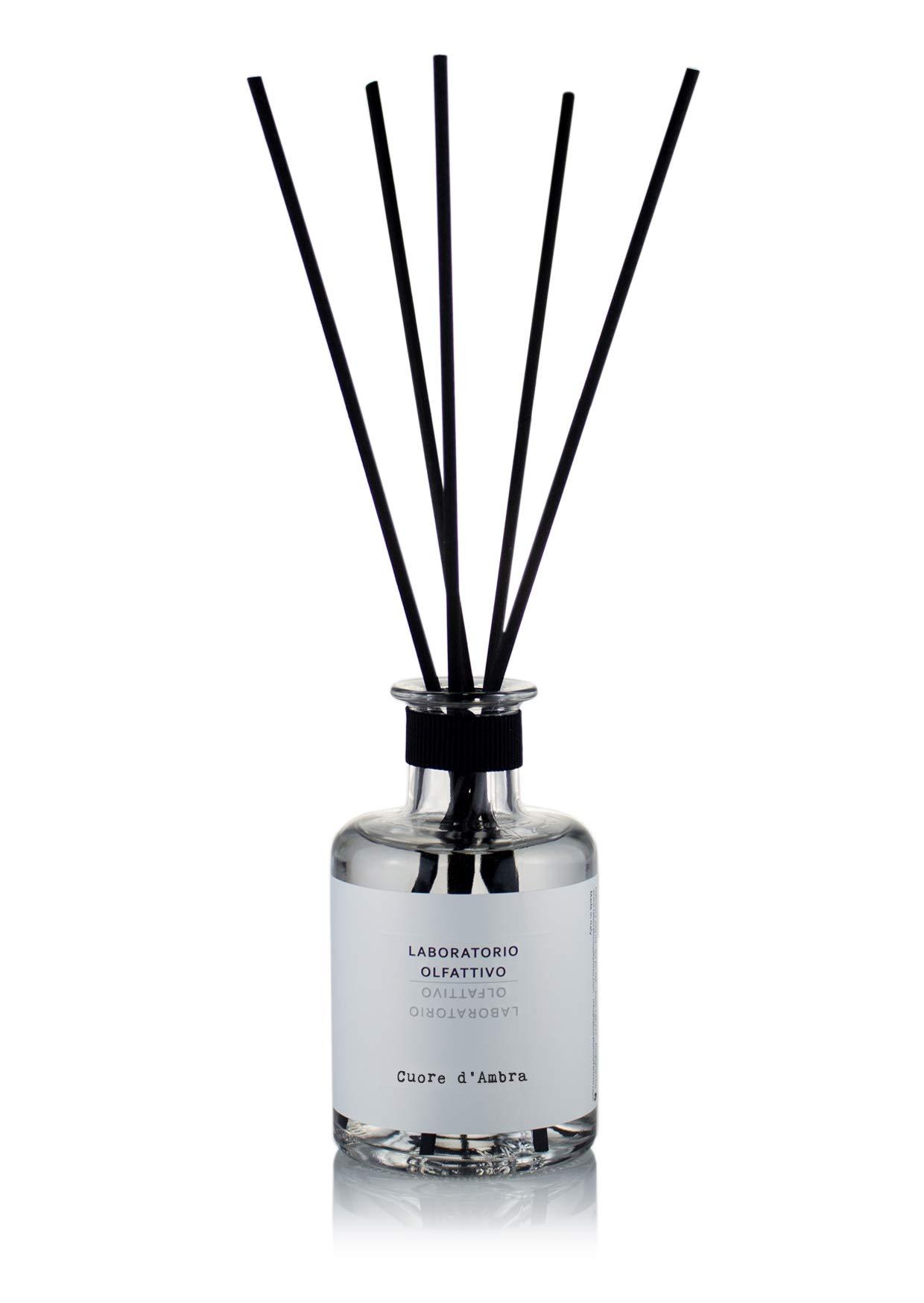 Laboratorio Olfattivo Fragrance Diffuser Cuore d'Ambra 200mL