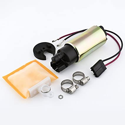 Amazoncom Caltric Intank Fuel Pump Fits Ducati Monster 620 695 750
