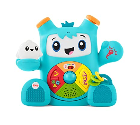 Fisher-Price FXD02 Dance & Groove Rockit