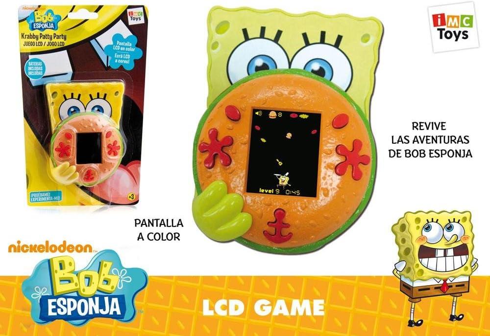 Amazon.es: IMC Toys 698002 - Bob Esponja. Máquina Comecocos