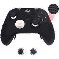 Taifond - Carcasa de silicona antideslizante para mando de Microsoft Xbox One (incluye 4 tapas de sujeción para el pulgar)
