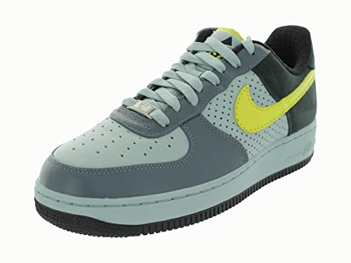 53d657a1d6cd Nike Men s AIR FORCE 1 LOW PREMIUM MEN S BASKETBALL SHOES 10 (LT PMC-YELLOW