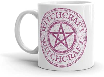 Amazon.com | Witchcraft 10oz Coffee Tea Mug #4623: Coffee