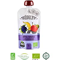 Rudolfs Apple Banana Blueberry Smoothie For Babies, 110 g