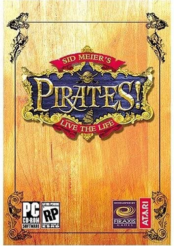 Amazon.com: Sid Meiers Pirates! - PC: Video Games