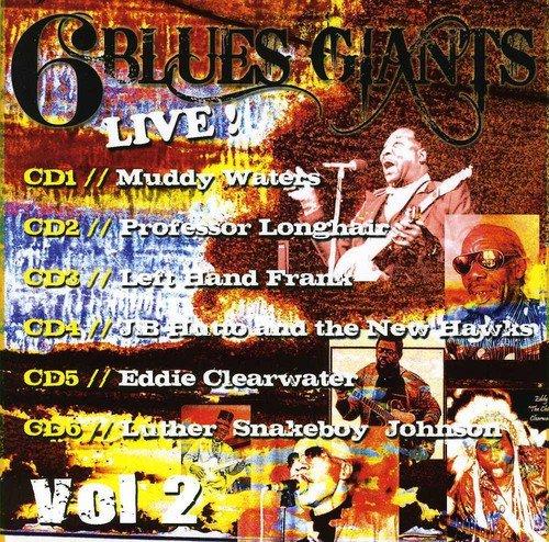 6 Blues Giants Live - Volume 2
