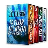 J.T. Ellison Taylor Jackson Series Books 1-4: All the Pretty Girls\14\Judas Kiss\The Cold Room
