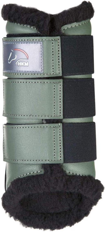 HKM Sports Equipment HKM Polainas–Comfort de