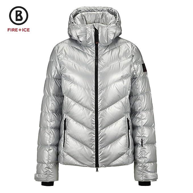 Ausverkauf toller Wert Brandneu Amazon.com: Bogner Fire + Ice Sassy Ski Jacket Womens Silver ...