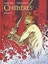 Chimères, tome 2 : Athena par Mosdi