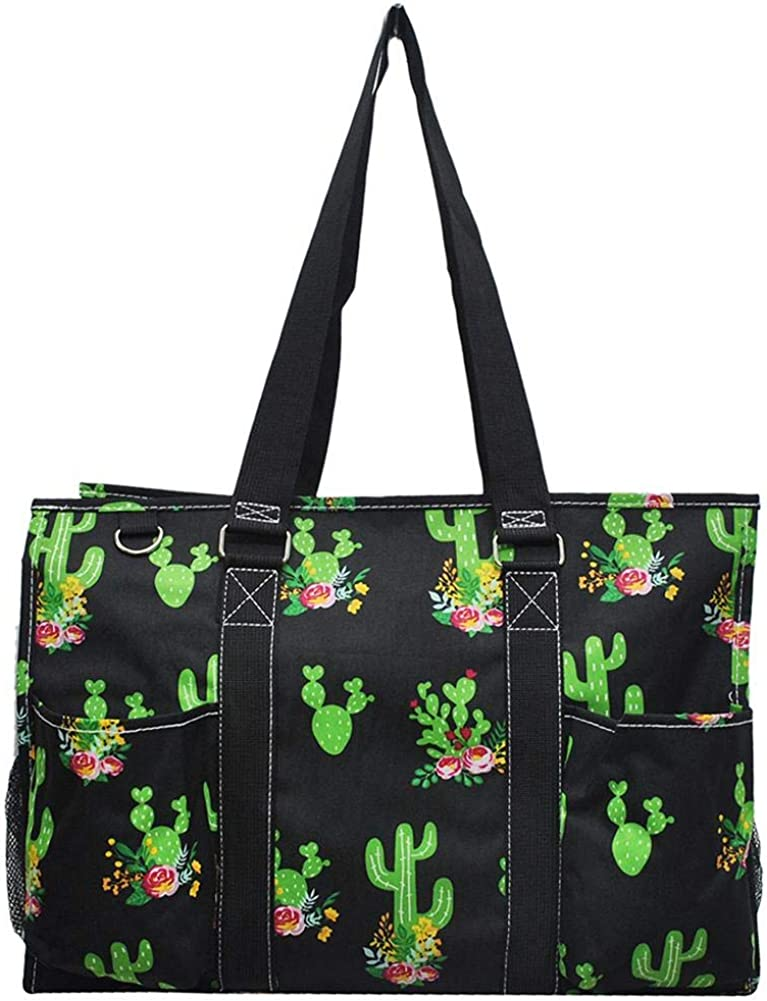 "NGIL All Purpose Organizer 18"" Large Utility Tote Bag 2019 Spring Collection"