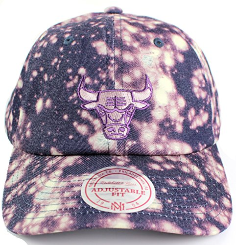 Mitchell & Ness NBA Galaxy Slouch Dad Hat (Adjustable,, used for sale  Delivered anywhere in Canada
