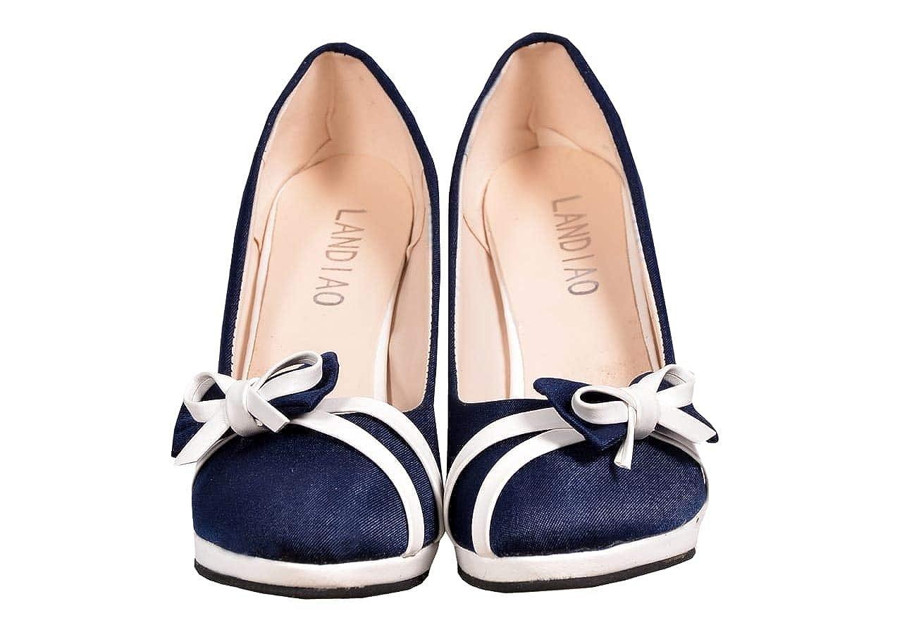 Buy Zeyo Italian high Heel Bownot