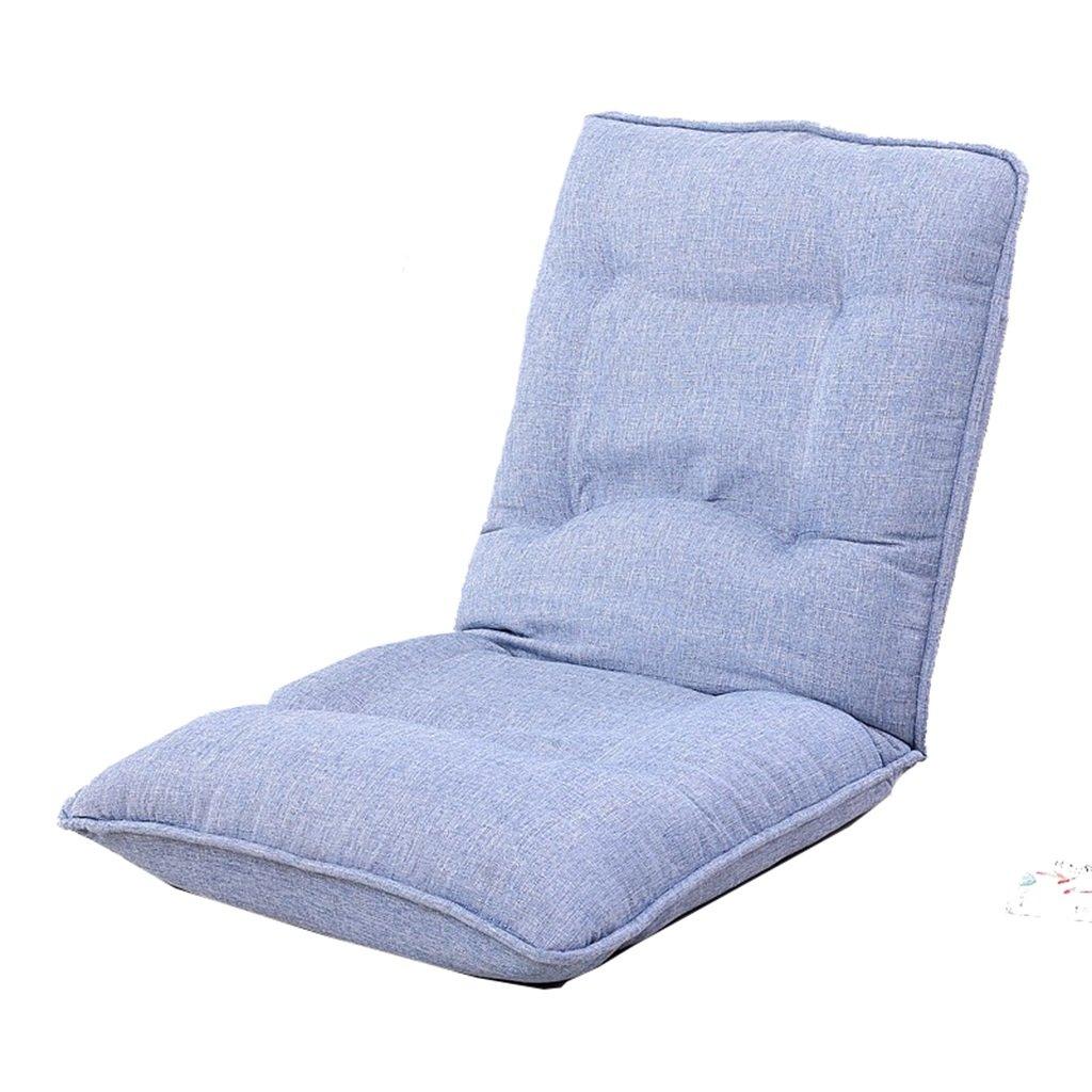 Unbekannt Bodenstuhl Faltbares Faules Sofa Für Erwachsenen, Bewegliche Meditation, Spiel-Stühle Für Meditation, Bewegliche Seminare, Lesung, Laden 150kg 44a160