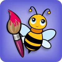 BeeArtist PRO - App di disegno per bambini.
