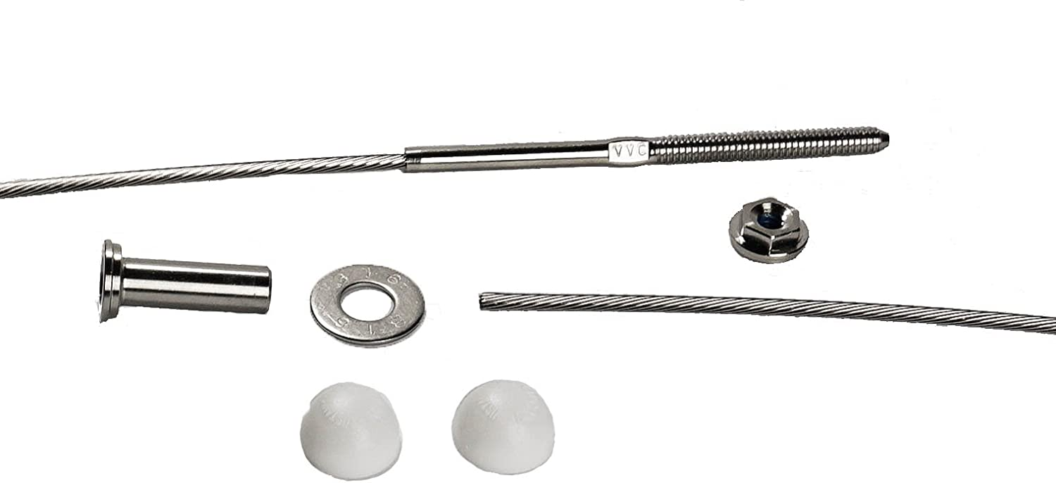 VistaView CableTec Release Tool for 3//16 Cable Railing Assembly Kits for 3//16 SwiftCatch Fittings