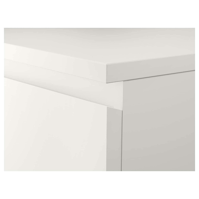Amazon.com: IKEA.. 303.604.68 Malm 6-Drawer Dresser, White ...