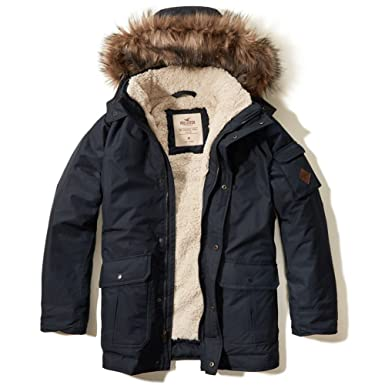 Hollister winterjacke bewertung
