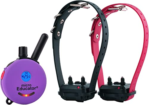 Best shock collars for large dogs: Educator E-Collar Remote Dog Training Collar