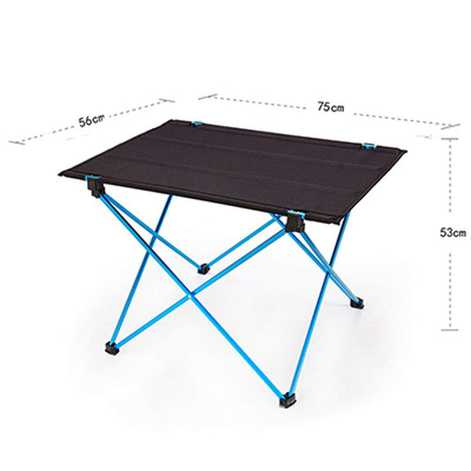 The command line is empty Portable Foldable Folding DIY Table Chair Desk Camping BBQ Hiking Traveling Outdoor Picnic UltraLight M L,SC23156x43x39BU