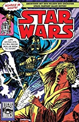 Star Wars Classics #8 - Schreie im Nichts (2012, Panini)