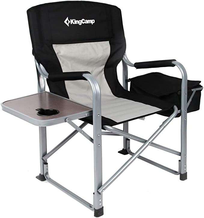 Compact Lawn Chair Sturdy Portable Stool Mountain Warehouse Directors Camping Chair Foldable