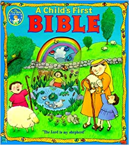 Book Title: A Childs First Bible