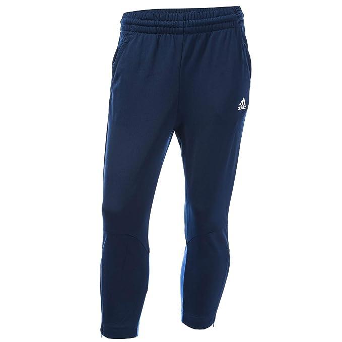 pantaloni adidas ragazzo blu