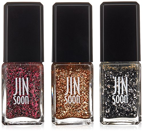 JINsoon Holiday Toppings Nail Lacquer Gift Set