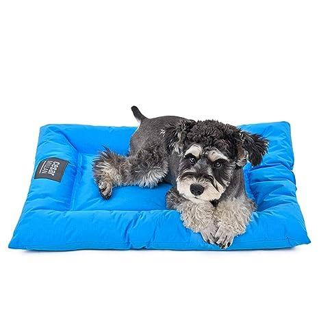 Wuwenw Productos para Mascotas Marca Cojín De Perro Casa De Perro Mascota Cama De Perrito Cama