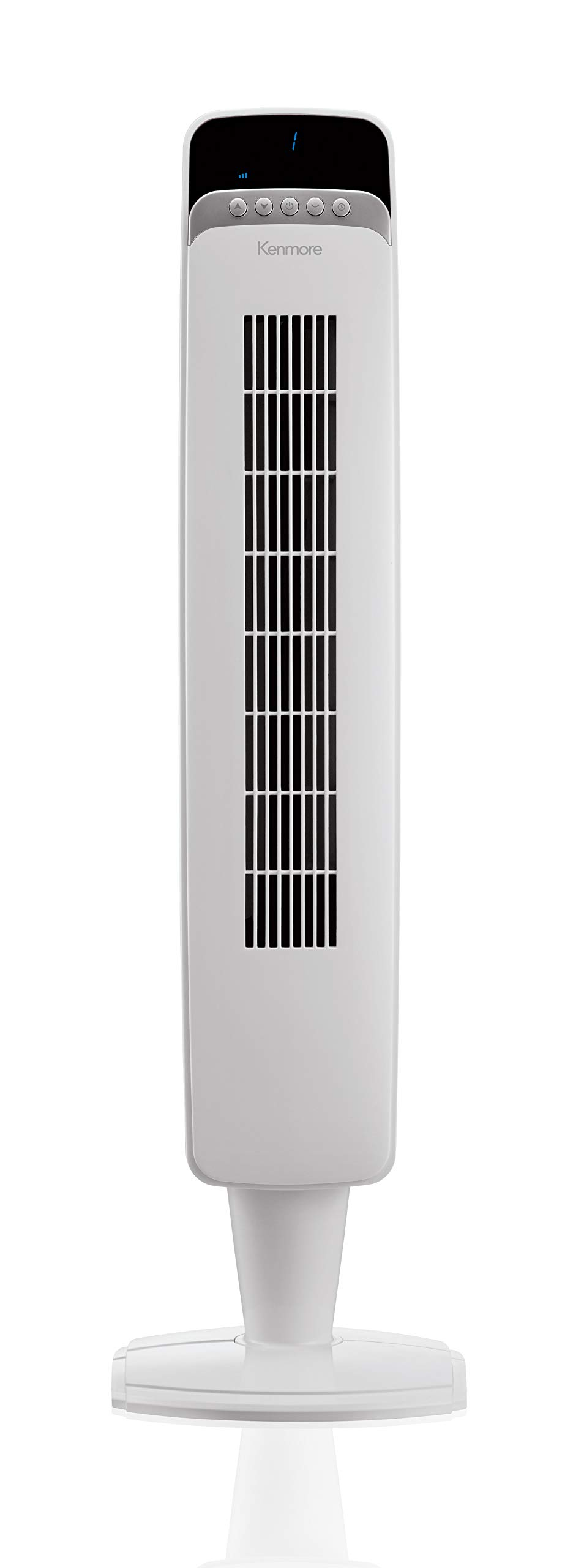 Kenmore 35040 40'' Oscillating Digital Tower Fan, White