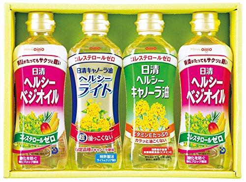 Nisshin OilliO Healthy oil gift D-RP-20 by Nisshin Oillio