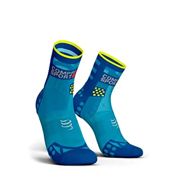 Compressport - CHAUSSETTES - Racing Socks V3.0 ultralig: Amazon.es: Deportes y aire libre