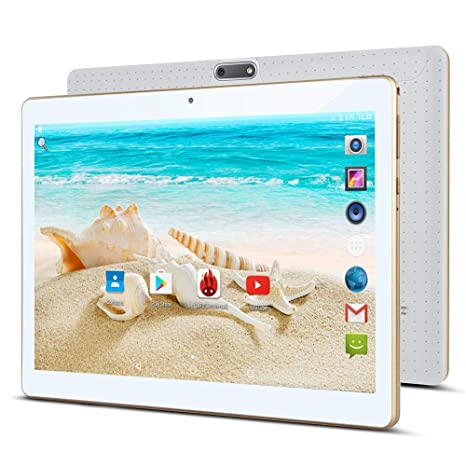 Amazon.com: Tablet PC Android 7.0 de 10,1 pulgadas, 3G ...